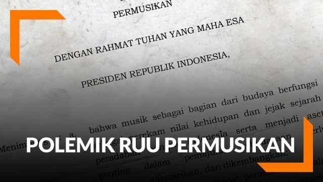 Pembahasan RUU Permusikan menimbulkan pergolakan di industri musik tanah air. Sebagian musisi ikut mengawal RUU ini, sedangkan yang lain mulai muncul dengan pendapatnya masing-masing. Ada yang pro, ada juga yang kontra.