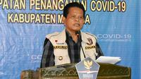 Bupati Mamasa Ramlan Badawi (Liputan6.com/Abdul Rajab Umar)