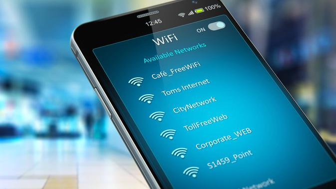 WiFI Selalu Aktif / Sumber: iStockphoto