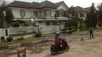 Rumah Bupati Bogor, Rachmat Yasin (Bima Firmansyah/Liputan6.com)