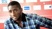 Rahmad Darmawan memburu mantan striker klub Marseille, Mamadou Samassa, untuk menggantikan Makan Konate. (AFP/Francois Lo Presti)