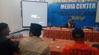 Proses pengumunan di KPUD Garut (Liputan6.com/Jayadi Supriadin)