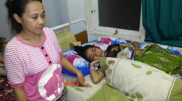 Waduh, Siswi SMP Gorontalo Telan Paku Payung Saat Bersihkan Kelas