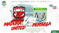 Liga 1 2018 Madura United Vs Persela Lamongan (Bola.com/Adreanus Titus)