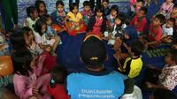 Kemensos Dirikan Posko Layanan untuk Kelompok Rentan Korban Tsunami Selat Sunda. (Dokumentasi Kemensos)
