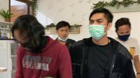 Pemasok sabu ke bintang sinetron pendek Ridho Illahi ditangkap Polres Jakarta Barat. (dok Polres Jakarta Barat)