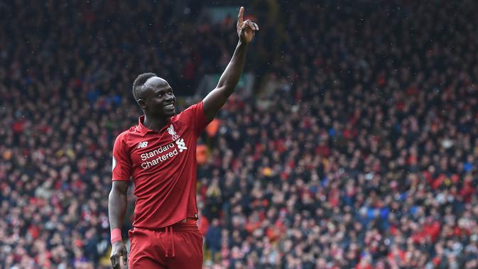 Hadapi Manchester City di Community Shield, Liverpool Tanpa Sadio Mane 2