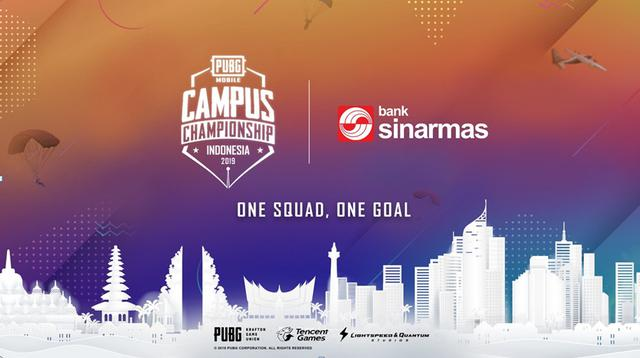PUBG Mobile Campus Championship Indonesia. (Istimewa)