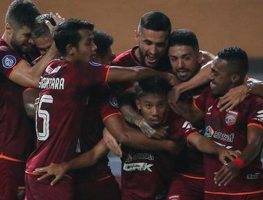 Foto: Borneo FC Tekuk Persebaya Surabaya 3-1 dalam Laga Pekan Pertama BRI Liga 1 2021 / 2022