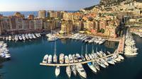 Monako ialah negara kota berdaulat yang terletak di Cote d'Azur, Eropa Barat