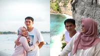 Ikke Nurjanah dan Suami (Sumber: Instagram/@karliefu_)
