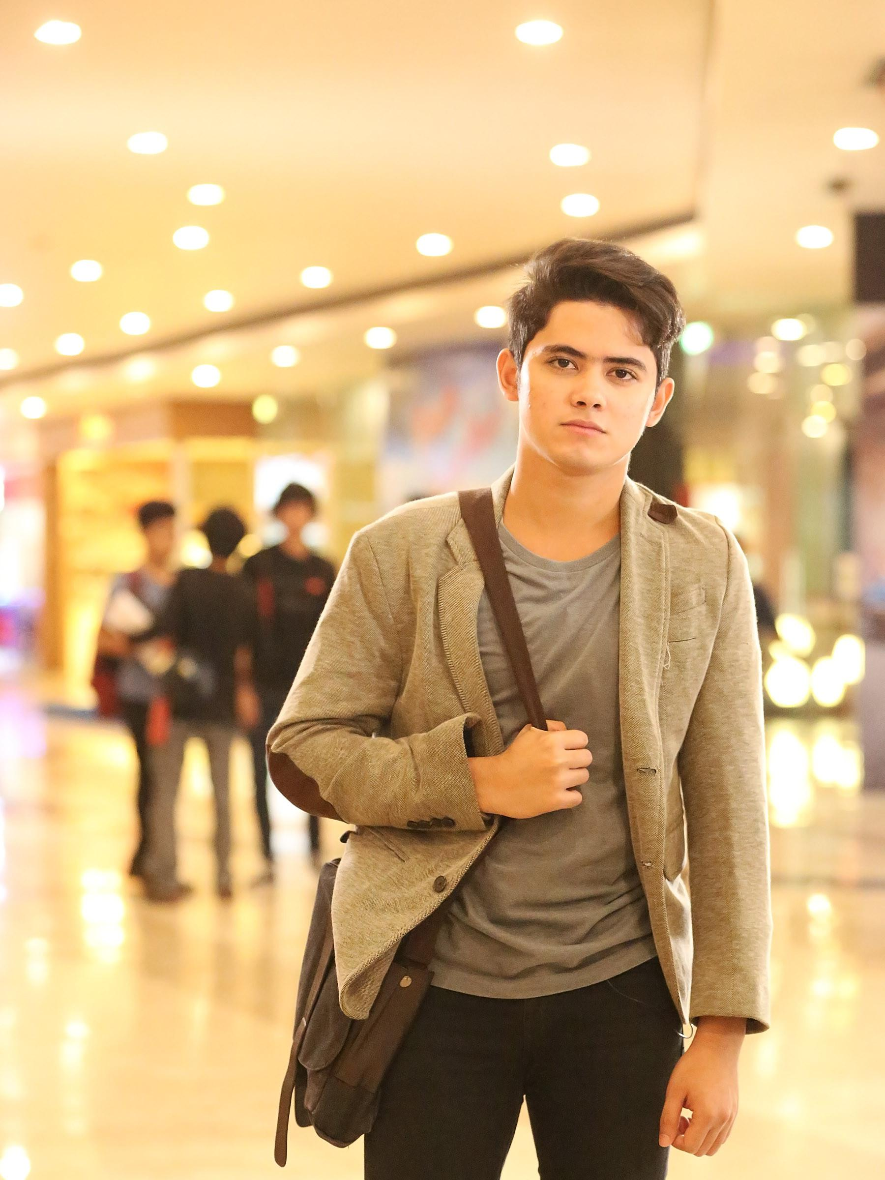 Syuting sinetron Siapa Takut Jatuh Cinta (Bambang E. Ros/bintang.com)