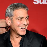 George Clooney. (KEVIN WINTER / GETTY IMAGES NORTH AMERICA / AFP)