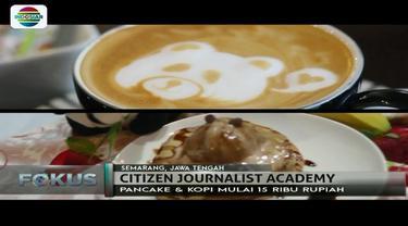 Minum kopi dan menyantap pancake sambil menikmati segala hal soal panda? Kamu wajib datang ke kafe ini.