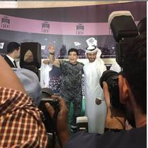 Menengok Kafe Milik Diego Maradona di Abu Dhabi (dok.Instagram @sport360/https://www.instagram.com/p/BMMdfKKAM7d/Henry)