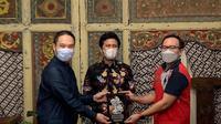 Kerja sama PT Telkom Indonesia (Persero) Tbk (Telkom) dengan PT Intelegensia Grahatama selaku Badan Usaha Pembangun dan Pengelola (BUPP) KEK Singhasari.