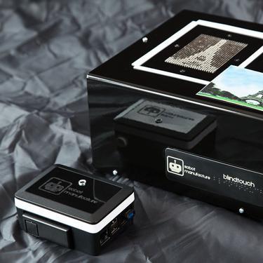Kamera khusus untuk tunanetra, Blindtouch