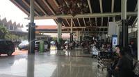 Sebanyak 71. 537 penumpang tercatat datang dan pergi dari Bandara Internasional Soekarno-Hatta terhitung H+5 Lebaran atau pada Rabu (20/6/2018), siang. (Liputan6.com/Pramita)
