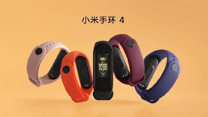 Mi Band 4 (Foto: Gizmochina)