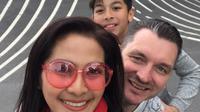 Maudy Koesnaedi menceritakan tentang liburannya di Denmark (Dok.Instagram/@maudykoesnaedi/https://www.instagram.com/p/BzuWGaaHFnG/Komarudin)
