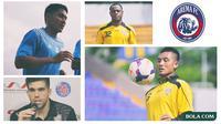 Kolase - Arema FC (Bola.com/Adreanus Titus)