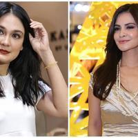 Luna Maya dan Cut Tary. (Adrian Putra/Andy Masela/Bintang.com)