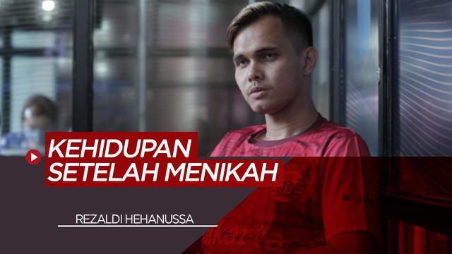 Berita Video Cerita Bek Persija Jakarta, Rezaldi Hehanussa Setelah Menikah