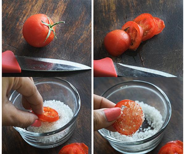 Cerahkan Ketiak Hitam Hanya Dengan Gula Dan Tomat Beauty Fimela Com