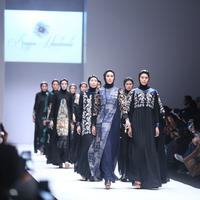 Jakarta Fashion Week 2019. (Nurwahyunan/Fimela.com)