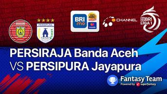Sedang Tayang di Vidio, Link Streaming Persipura Jayapura vs Persiraja Banda Aceh di BRI Liga 1 Jumat, 24 September 2021