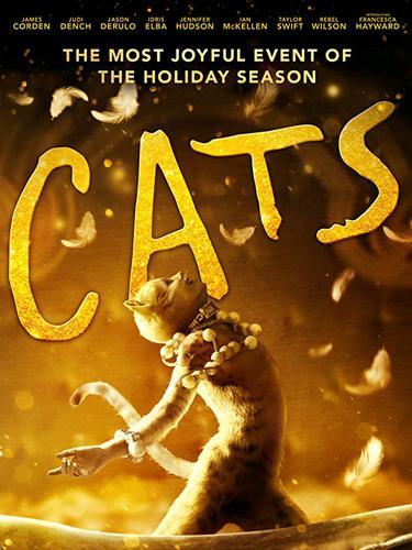 Poster film Cats. (Foto: Dok. IMDb/ Universal Pictures)