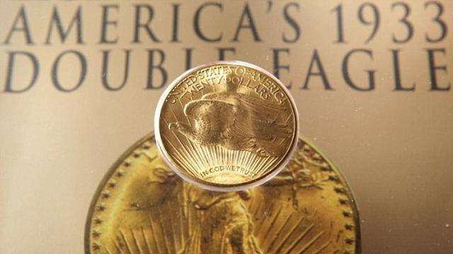 Koin Double Eagle yang termahal di dunia, harganya mencapai Rp 101,1 miliar 4