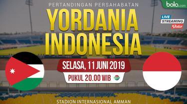 Yordania Vs Timnas Indonesia (Bola.com/Adreanus Titus)