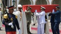 Tunisia bersiap untuk gelar pemilu pada awal September, setelah kematian Beji Caid Essebsi. (Foto: AFP / Fethi Belaid)
