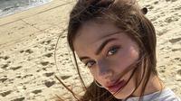 Yael Shelbia, model Israel yang menjadi wanita tercantik kedua 2019. (dok. Instagram @yaelshelbia/https://www.instagram.com/p/B6iVy_JF_HW/Dinny Mutiah)