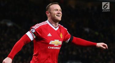 Rooney yakin Lukaku bisa sukses asal bisa atasi tekanan di Old Trafford.