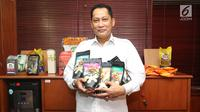 Direktur Utama Perum Badan Urusan Logistik (Bulog) Budi Waseso (Liputan6.com/Angga Yuniar)