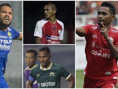 Pesepak Bola Top Indonesia Asal Maluku