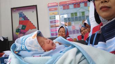 Kronologi Pembuangan Bayi di Bak Sampah yang Terkunci