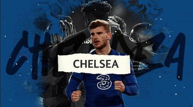 Cover Promo Liga Champions Chelsea