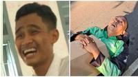 Potret wajah orang yang mirip dengan tokoh meme, kocak banget. (Sumber: 1cak)