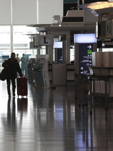 Penerbangan di Bandara Haneda