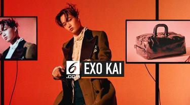 Kim Jong-in atau Kai EXO ditunjuk menjadi salah satu brand ambassador Gucci. Ini kali pertama Gucci menunjuk ambassador asal Korea.