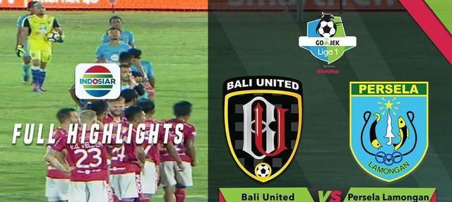 Berita video highlights Liga 1 2018 antara Bali United melawan Persela Lamongan yang berakhir dengan skor 3-2, Selasa (11/9/2018).