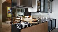 Kabinet dapur. (dok. Enviro Tec/Arsitag.com/Dinny Mutiah)