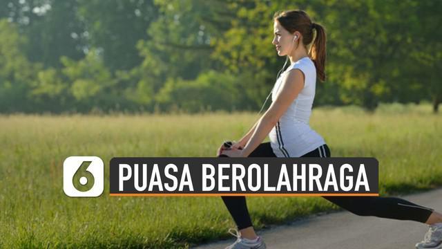 Beberapa olahraga berikut bisa jadi alternatif sembari tetap berpuasa.