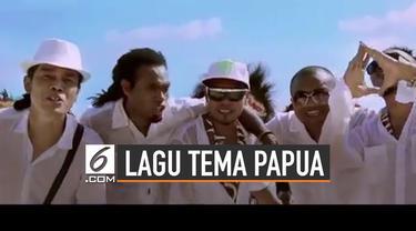 Konflik rasial di Indonesia kembali terjadi, kali ini menyangkut mahasiswa Papua. Di balik itu, banyak lagu yang memuat pesan cinta Papua yang bisa diterapkan.