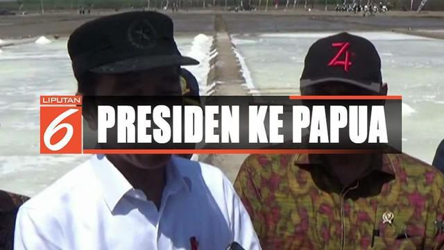 Jokowi menyatakan dirinya juga terus memantau perkembangan dan situasi di Papua.