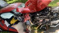 Hancur Lebur, Toyota Supra Tabrak Pohon Saat Test Drive (Carscoops)