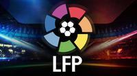 Logo Laliga Spanyol
